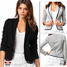 Unbranded Cotton Single Breasted Coats & Jackets for Women