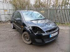 Ford fiesta mk6 1.25 panther black 5 portes essence breaking spare side repeater