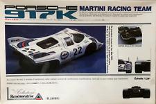 Porsche Martini Racing Team 917K model kit, 1:24 scale UNOPENED