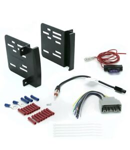 Install Centric ICCR6BN Chrysler/Dodge/Jeep 2007-14 Double DIN Install Kit