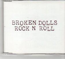 (FR603) Broken Dolls, Rock 'n' Roll - DJ CD