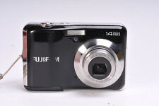 Fujifilm AV180 14MP Compact Digital Camera Uses AA Batteries