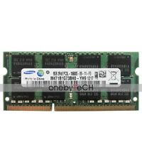 "8GB PC3-10600 DDR3L-1333 204 PIN SODIMM RAM For Apple iMac ""Core i7"" 3.4 27-Inch"