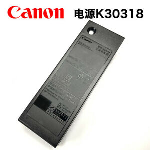 Original Canon scan9000f / mark ll scanner power k30318 power adapter charger