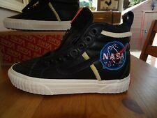 VANS Black NASA SPACE VOYAGER SK8-Hi MTE Ltd Edition Trainers *Size 3.5 UK* BNWT