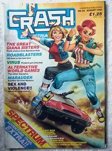 60386 Issue 55 Crash Magazine 1988