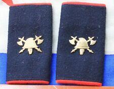 Fireman Uniform shoulder straps two