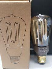 5 Ampoules//lampes décoratives Tubulaire IdealLux 25w e27 type Edisson 1900