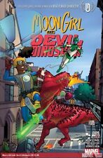 Moon Girl and Devil Dinosaur #9 Marvel Comics 2016