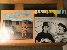 Kate & Anna McGarrigle Dancer With Bruised Knees Love Over and Over tested VG+
