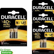 8x Duracell MN9100 LR1 1.5V Alkaline Batteries 910A E90 N KN AM5 Security Remote
