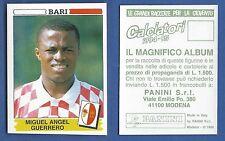 FIGURINA CALCIATORI PANINI 1994/95 - NUOVA/NEW N.15 GUERRERO - BARI