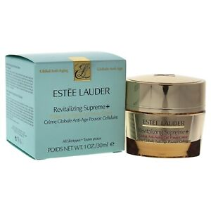 Estee Lauder Revitalizing Supreme+ Global Anti-Aging Cell Power Creme 1.0oz 30ml