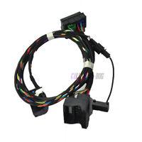 9W2 9W7 BT Bluetooth Wiring Harness Cable For VW Tiguan Eos Golf RCD510 Radio
