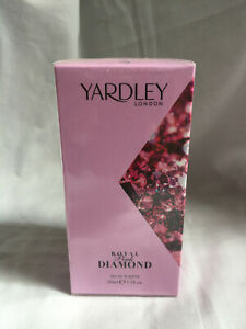 YARDLEY Royal Diamond Eau de Toilette EDT Spray 50ml SEALED BOX
