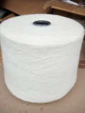 fil a tricoter mohair fin ecru 1Kg