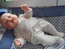 ensemble pour bébé naissance ou reborn,baigneur françois,nano,colin 48cm
