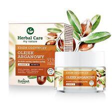 FARMONA Herbal Care krem odżywczy Olejek Arganowy/ Cream with argan oil