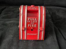 Honeywell S498a Fire Alarm Pull Station Est Edwards 270 Spo