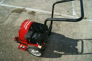 SOUTHLAND 1200CFM ONE SPEED  WALK BIHIND BLOWER WE SHIP ONLY TO EAST COAST