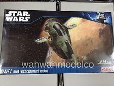 FineMolds SW14 1/144 Scale Star Wars Slave I Boba Fett's Customized Version