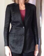 Calvin Klein Collection linen blend blazer / jacket
