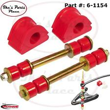 Prothane 6-1154 Front Sway Bar 27mm Bushing &End Link Kit 97-01 F-150/250 (4WD)