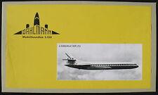 DAHLMANN - 4 Caravelle der LTU  - OHNE Decals - 1:100 - Flugzeug - Model Kit