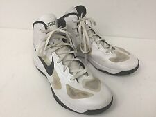 Nike HYPERFUSE Mens Sneakers 525019-100 Size 12