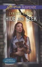 Hide and Seek (Love Inspired Suspense) by Eason, Lynette