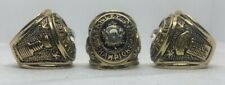 1967 Toronto Maple Leafs Stanley Cup REPLICA Ring BOWER Size 11 **SHIPS TODAY**