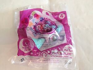 McDonalds Happy Meal Toy Littlest Pet Shop 4 Penny Ling 2014