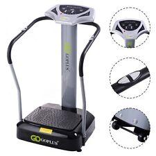 2000W Crazy Fit Whole Body Vibration Platform Exercise Machine Massage Massager