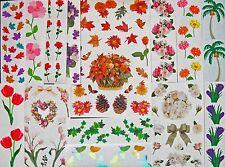 Mrs Grossman Flowers and Garden Sticker Assortment
