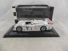 Scarce Minichamps  400 031305 Audi R8 2003 Le Mans 24 Hr RN 5 Ara / Magnussen