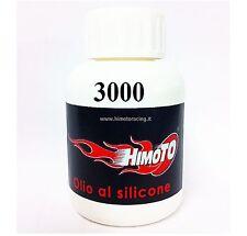 OLIO SILICONE DIFFERENZIALE GRADAZIONE 3000 FLACONE 60ml SILICONE OIL HIMOTO