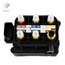Air Suspension Valve Block 2123200358 For Mercedes Benz GL350 450 550 ML250 NJ