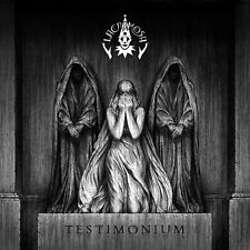 LACRIMOSA - Testimonium 2 CD +4 unreleased tracks DIGIPACK ltd edition 1000