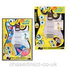 Electric Guitar Fender Strat Stratocaster Style Spongebob Facelift Sticker Decal for sale