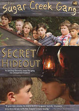 SECRET HIDEOUT rare Rural Family dvd SUGAR CREEK GANG Lexi Johnson KODY BROWN Ln