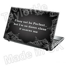 "15.6"" TaylorHe Laptop Vinyl Skin Sticker Decal Protection Cover 383"