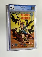 All Star Western 11 CGC 9.6 ow/w pages dc comics 1972