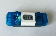 Lego City Feuerwehr Polizei Sirene Blaulicht mit Licht und Sound Neu