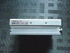 Smc Mxs12L-50. Press: 0.15-0.7 Mps. Made In Japan.