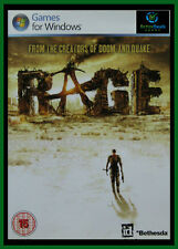RAGE PC Game ***Brand New/Sealed  & AUS Stock ***