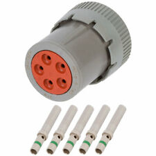 Hd16 5 16s Deutsch 5 Way Plug Connector Kit With 14 Awg Solid Contacts