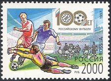 Russia 1997 Russian Football Centenary/Sport/Soccer/Animation 1v (n18709)