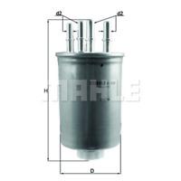 Kraftstofffilter - Mahle KL 1026
