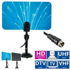 Digital Indoor TV Digital Antennen HDTV DTV Box Ready HD VHF UHF Zimmerantenn GE