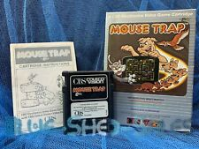 Mouse Trap game cartridge for the Colecovision system
